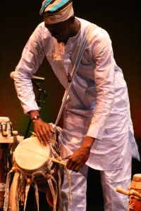 Moustapha plays Tagumbar.